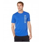 UA USA Left Chest Short Sleeve