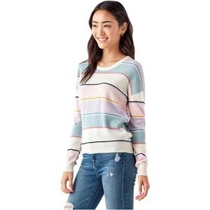 Shore Sweater Multi Stripe