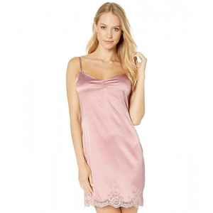 James Lace Rouched V-Neck