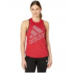 Badge of Sport Logo Tank Top