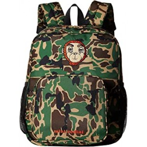 Camo School Bag