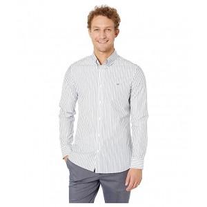 The Extra-Fine Cotton Shirt Sky Captain