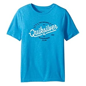 Sand Pounder Tee (Big Kids) Malibu Heather