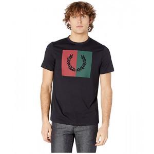 Split Laurel Wreath T-Shirt