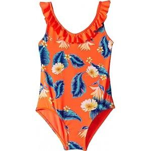 Seaside Lover One-Piece Swimsuit (Big Kids)