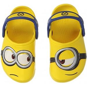 Crocs Kids CrocsFunLab Minions Clog (Toddleru002FLittle Kid) Yellow