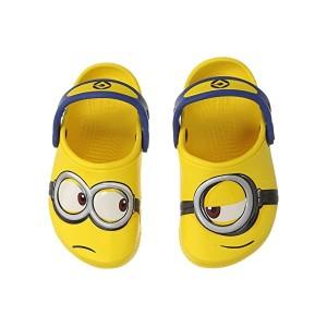 CrocsFunLab Minions Clog (Toddler/Little Kid) Yellow