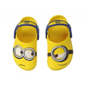 CrocsFunLab Minions Clog (Toddler/Little Kid) Yellow