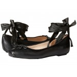 Downtown Ballet Black Leather
