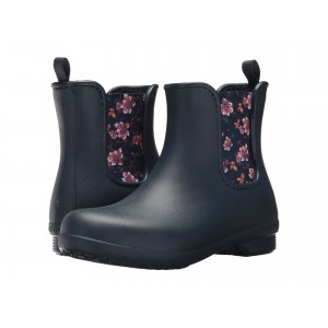 Freesail Chelsea Boot Navy/Floral