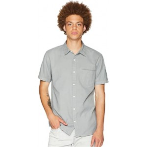 Bloom Stretch Twill Short Sleeve Woven Griffin