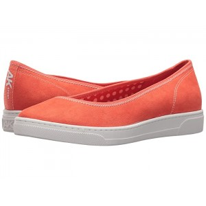 Overthetop Orange/Orange/White Fabric