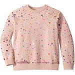 Sequins Tulle Layer Sweatshirt (Toddler/Little Kids/Big Kids)