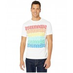 DSQUARED2 Repeat Logo T-Shirt White