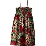 D&G Leo Swimsuit Cover-Up Dress (Big Kids)
