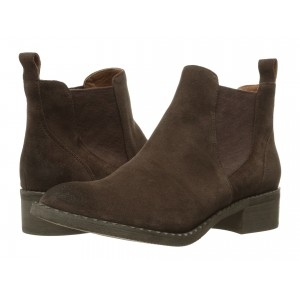 Binx Dark Brown Suede
