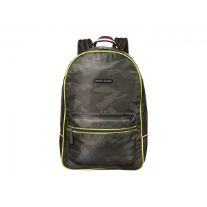 Alexander Nylon Backpack Camo