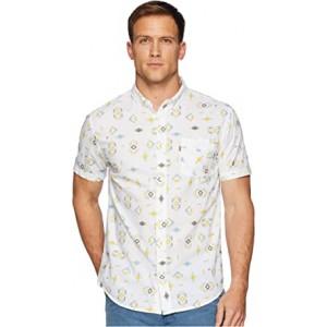 Rucc Short Sleeve Shirt Bright White