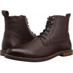 Birk Plain Toe Boot Brown