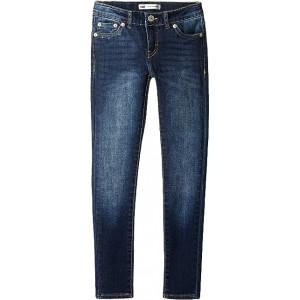 710 Super Skinny Jean (Big Kids) Blue Asphalt