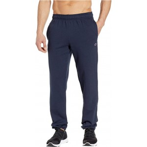 Champion Powerblend Relaxed Band Pants Navy