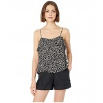 Volcom Now Or Now Cami Black Combo