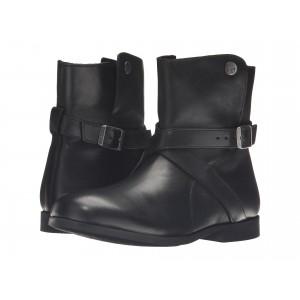 Collins Black Leather