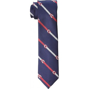 Square Knot Stripe Navy