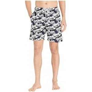 Eastern Wave Swim Shorts Classic Navy