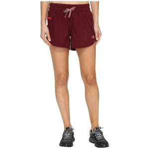 Class V Shorts Deep Garnet (Prior Season)