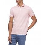Calvin Klein Short Sleeve Liquid Touch Polo Shirt Bridal Rose Com