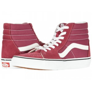 SK8-Hi Dry Rose/True White