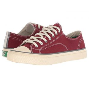 All American Lo Mercury Red Canvas