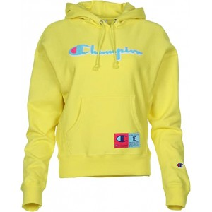 Champion Reverse Weave Pullover Hoodie Journey Yellow
