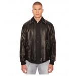 50s Leather Jacket Black