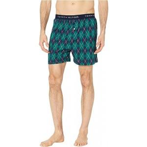 Fashion Knit Boxer Spruce