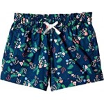 Printed Ruffle Shorts (Big Kids)