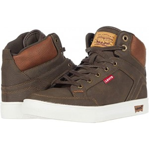 Levis Shoes Walker Wax Brown/Tan