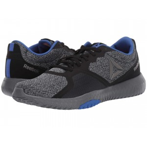 Reebok Flexagon Force Mel-Black/Alloy/Crushed Cobalt/Pewter/White