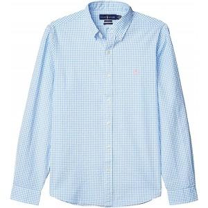 Polo Ralph Lauren Classic Fit Seersucker Shirt Blue