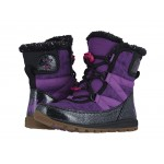 Disney X Sorel Whitney Short Lace Anna (Little Kid/Big Kid) Wild Iris/Black