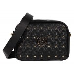Valentino Bags by Mario Valentino Elodie D Black 1