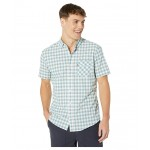 Chester Short Sleeve Woven Shirt Marshmallow