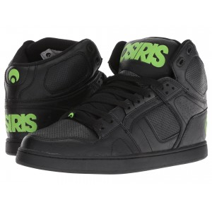 NYC 83 Classic Black/Green/Black