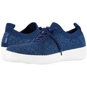 FitFlop F-Sporty Uberknit Sneakers Midnight Navy