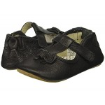 Robeez Tori T-Strap First Kicks (Infantu002FToddler) Black