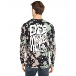 Wall Slide Tie-Dye Long Sleeve Tee
