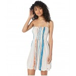 Summerland Party Knit Dress Marshmallow River