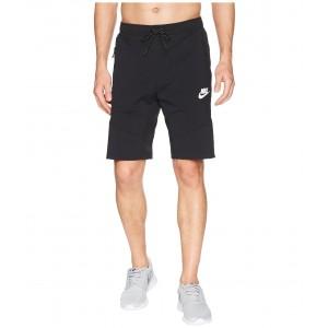 NSW AV15 Woven Shorts Black/Black/White