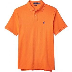 Polo Ralph Lauren Classic Fit Mesh Polo Orange